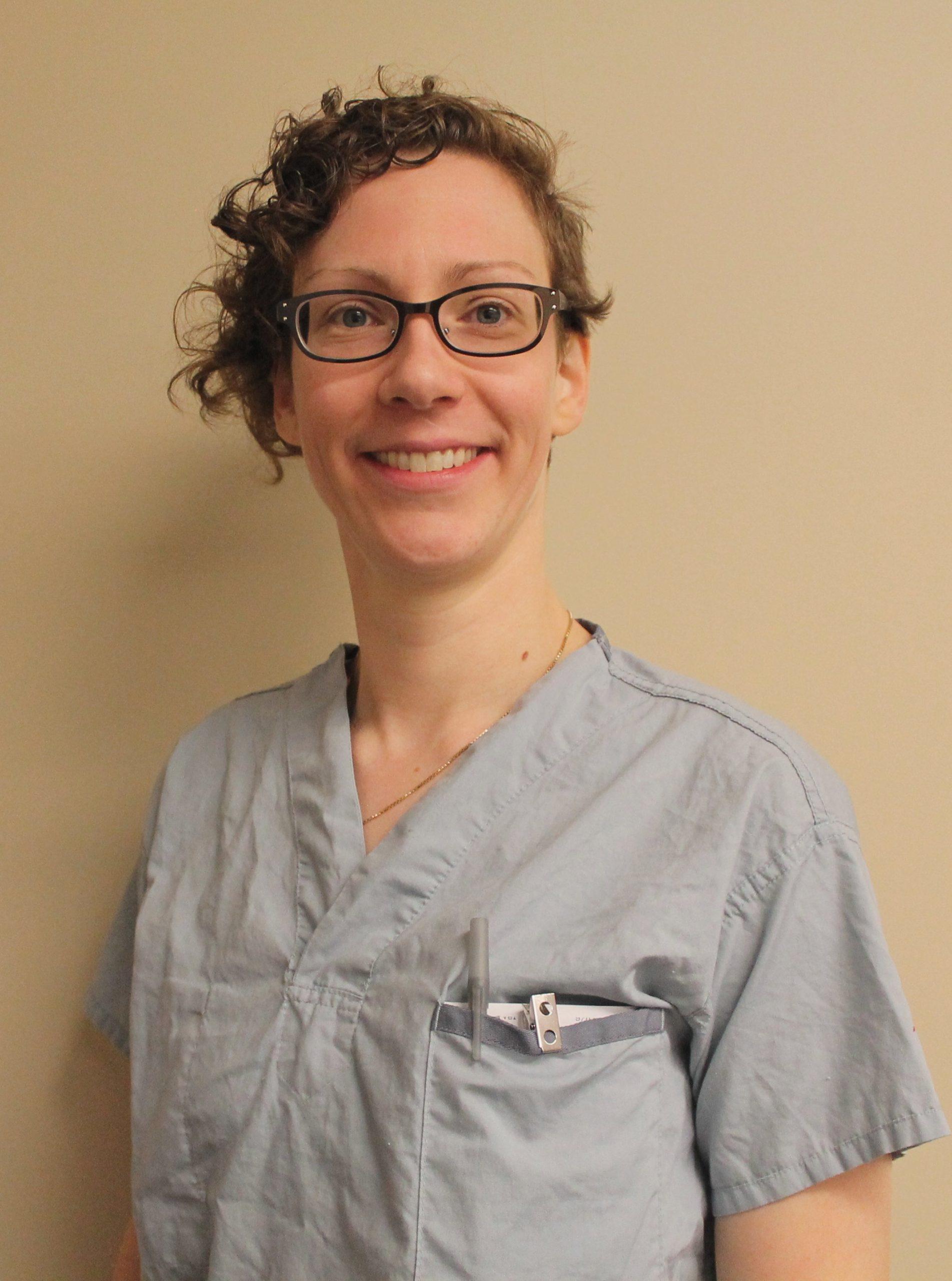 Dr. Adrienne Kelly