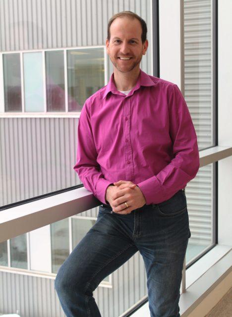 Dr Matthew Laviolette