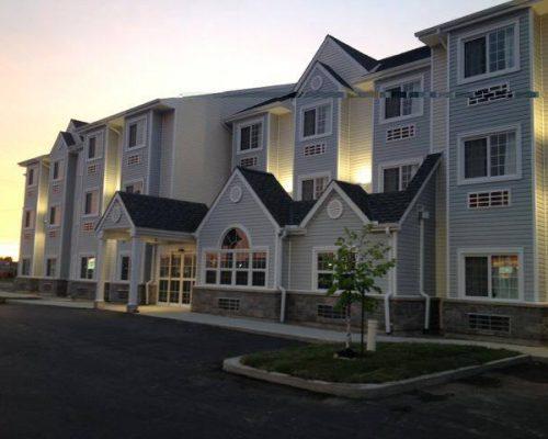 Motel Microtel Inn & Suites by Wyndham
